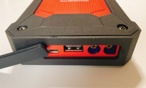 「YABER, YR200」モバイルバッテリージャンプスターター