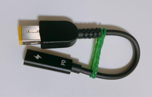 変換コネクター